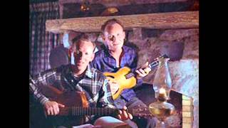 The Louvin Brothers - Between Me And The Wall (Rare Demo)