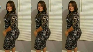 Latina BBW fashion shopping outfit ideas for thick shapes make up hair styles 1