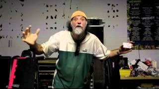 Original Metal Pounder Mad Dog - Colin Brown - Proud ANVIL AMPU Member #0169