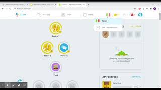 How to Join a Duolingo Class (Using Computer)