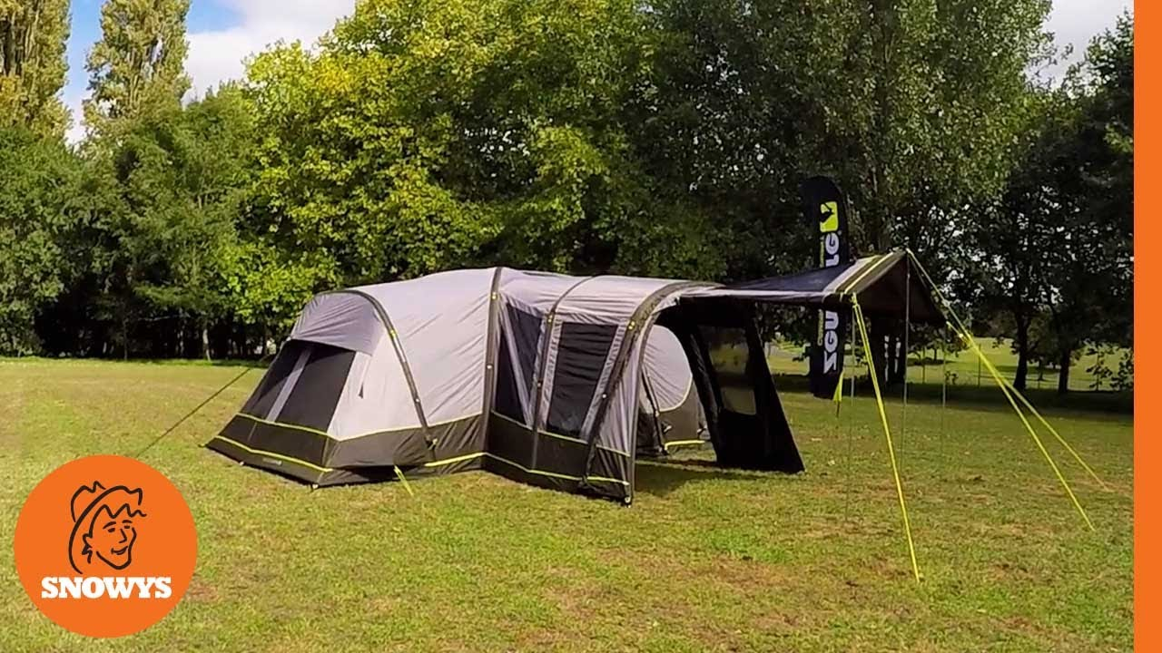 Aerodome III Pro Air Tent