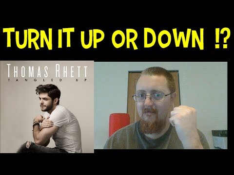 MUSIC ALBUM REVIEW – Thomas Rhett  – Tangled Up –  IS IT COUNTRY ENOUGH FOR ME !?