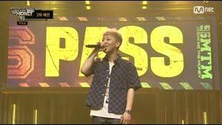 [Vietsub] SMTM6 ep2 - Young B (Yang Hong Won) (cut)