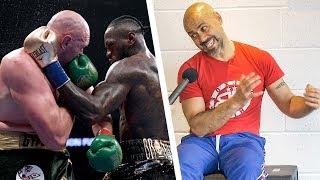 Deontay Wilder vs Tyson Fury 2: EXPERT ANALYSIS from Adam Booth