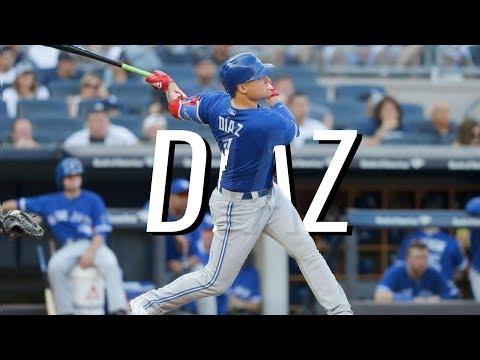 Aledmys Diaz - Toronto Blue Jays - 2018 Highlights