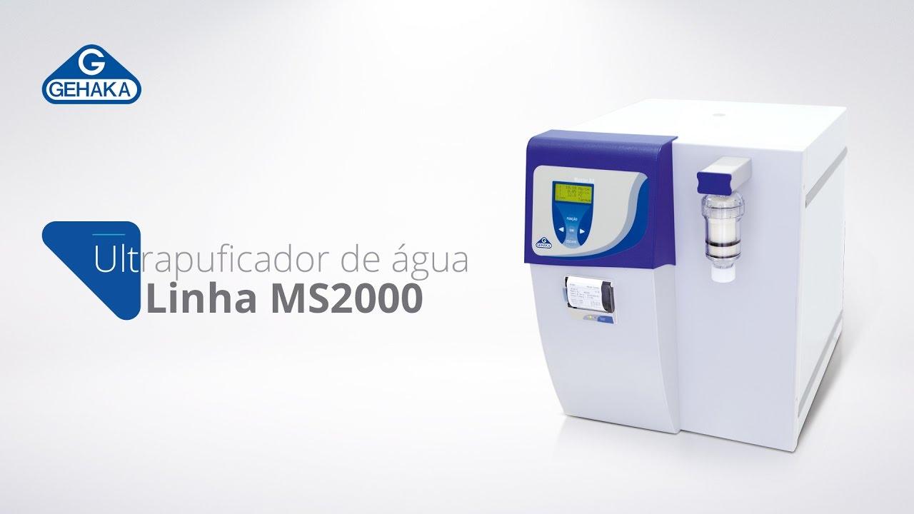 Video de demonstração do Master System MS2000