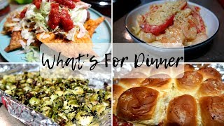 What's for Dinner || Family Meals Ideas pt. 2