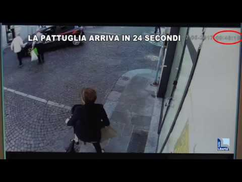 Rapinatori in fuga, i carabinieri arrivano in pochi secondi