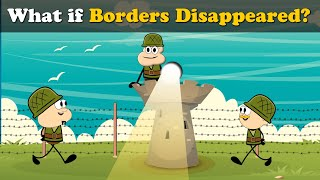 What if Borders Disappeared? | #aumsum #kids #science #education #children