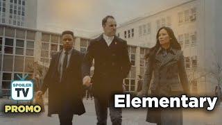 """Promo """"Elementary"""" 6.17 - CBS"""