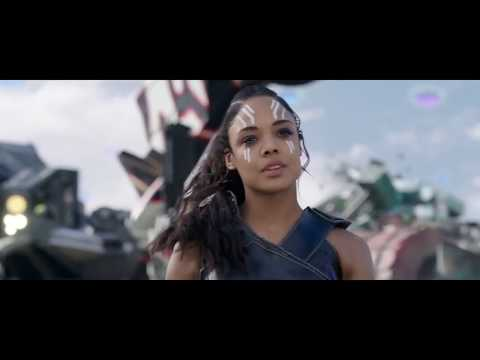 Valkyrie  All powers from Thor Ragnarok