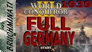 Germany 1939 Conquest FULL World Conqueror 3