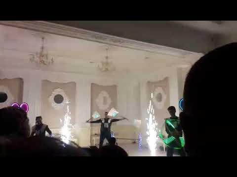 Світлодіодне шоу FIRE DANCE на весілля, відео 4