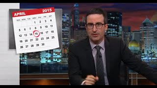 The IRS: Last Week Tonight with John Oliver (HBO)