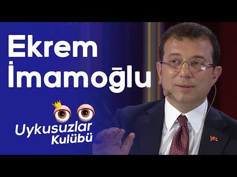 Okan Bayülgen ile Uykusuzlar Kulübü 18 Mayıs 2019 1. Kısım (Ekrem İmamoğlu)