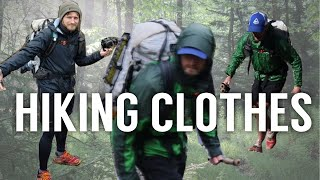 Why I Hike In Tights! | My Backpacking Clothing Theory | Budget Outdoor Clothes!