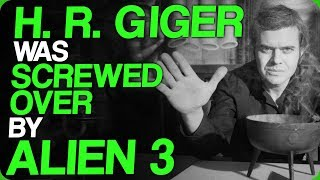 H. R. Giger Was Screwed Over By Alien 3