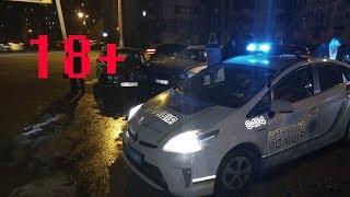 Ночное ДТП в Одессе,Есть пострадавшие!!!