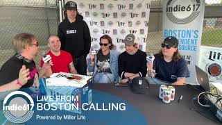 Indie617 Live From Boston Calling 2019: White Reaper