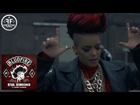 Eva Simons feat. Sidney Samson - Bludfire (Official Video)