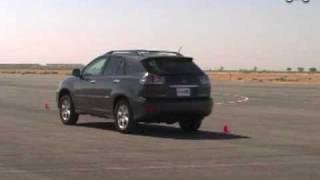 2009 Mercedes ML320 Bluetec vs 2008 Lexus RX 400h | Comparison Test | Edmunds.com