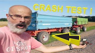 INSTA360 GO2 FPV CRASH TEST - EACHINE NOVICE 3