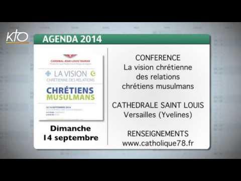 Agenda du 8 septembre 2014