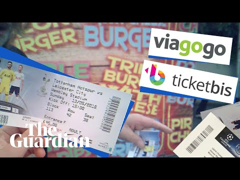 Undercover Touts: How Football Ticket Resale Sites Rip Off Fans