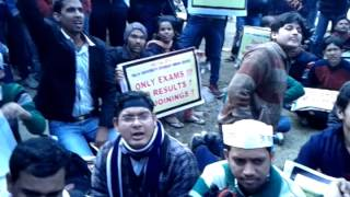 SSC NR Protest 8 Jan 2014 CGO