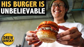 His Burger is UNBELIEVABLE (Best in Bangkok)