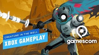 16 Minutes of Creature in the Well Gameplay (4K 60fps) - Gamescom 2019