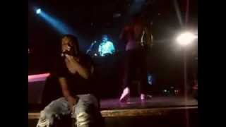 A$AP Twelvy performs Unreleased song YNRE in London | Trilla | June 6th 2012