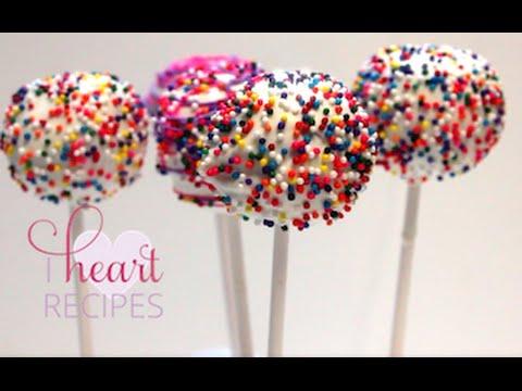 How to Make Cake Pops – I Heart Recipes