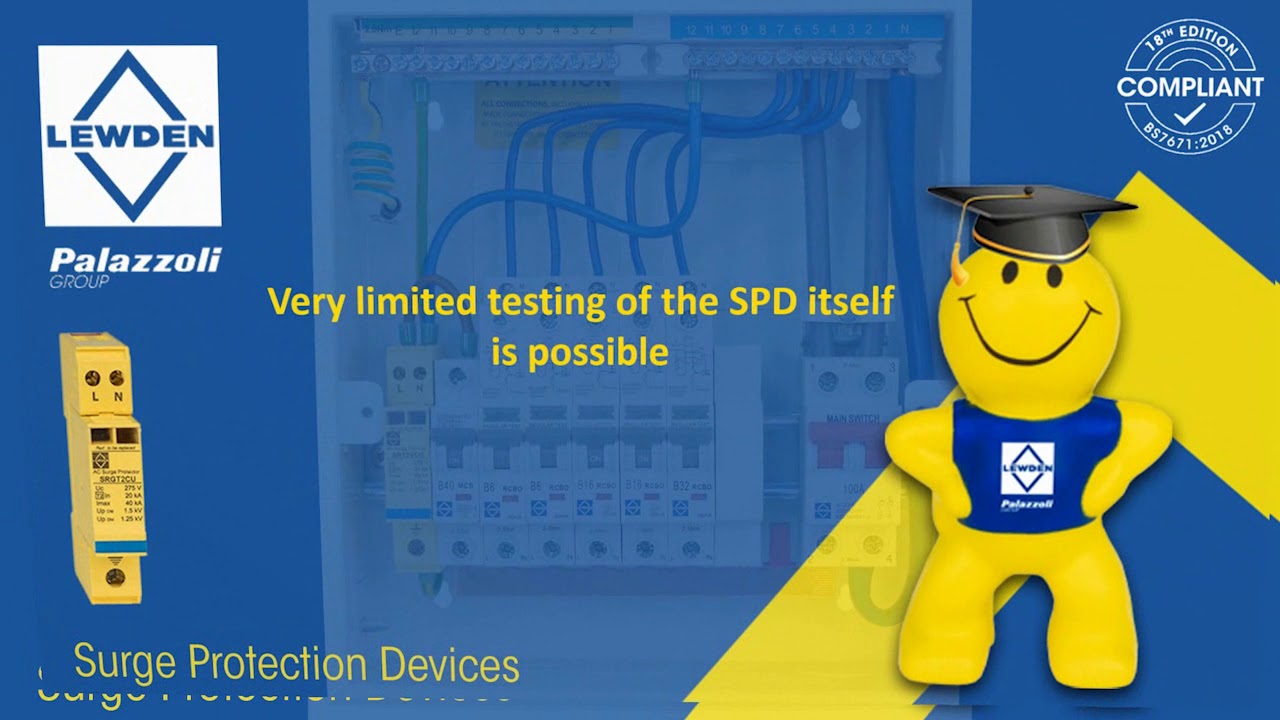 Surge Protection Devices - Installation Testing