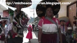 Danzas Culturales de Cherán Michoacán