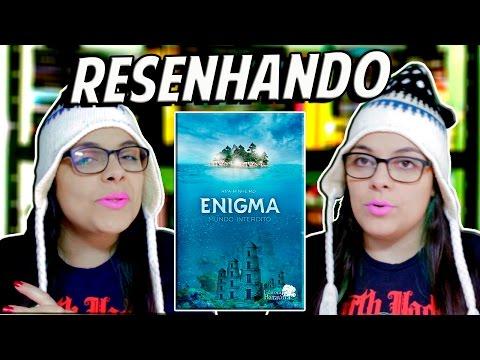 Enigma - Mundo Interdito da Rita Pinheiro   Resenhando