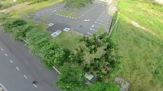 Parking & Trees- fpv freestyle