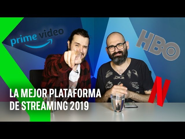 NETFLIX, HBO o AMAZON PRIME VIDEO. ¿Cuál ha sido LA MEJOR PLATAFORMA de STREAMING en 2019?