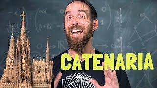 CATENARIA: La Curva Favorita De Gaudí Que Hace Que No Se Caigan Los Puentes