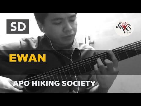 Ewan Chords Lyrics Apo Hiking Society