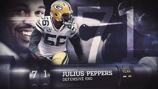 #71 Julius Peppers (LB, Packers) | Top 100 Players of 2015