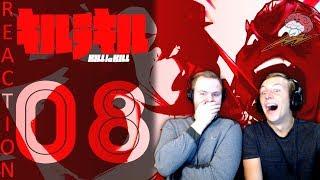 Ira Gamagori  - (Kill la Kill) - SOS Bros React - Kill la Kill Episode 8 - Ira vs Ryuko!