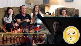 Game Of Thrones Season 8 Episode 6 'The Iron Throne' (Part 2) Series Finale REACTION!!