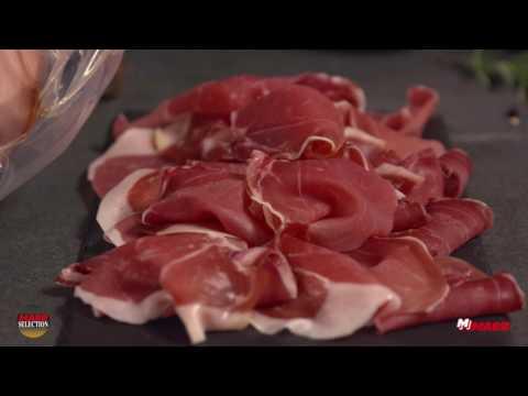Prosciutto di Parma con Osso 24 Mesi MARR SELECTION