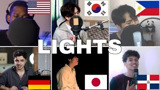 Who Sang It Better : BTS (방탄소년단)   Lights (us,japan,germany,philippines )