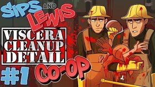 Viscera Cleanup Detail Co-Op w/ Lewis (11/9/15) - Part 1