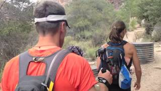 The Blind Team Challenge - Running the Grand Canyon