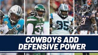Cowboys Add Defensive Heavyweights in Free Agency | Blogging the Boys