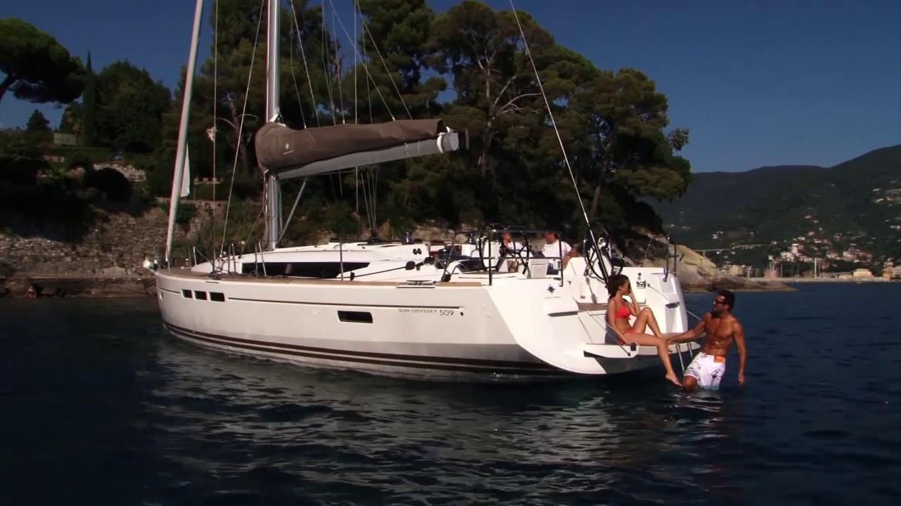 euromarine Sun Odyssey promo video