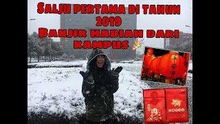 preview picture of video 'SALJU PERTAMA DI TAHUN 2019 || BANJIR HADIAH SEBELUM IMLEK'